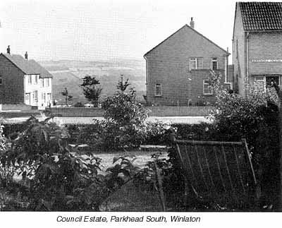 Parkhead South, Winlaton