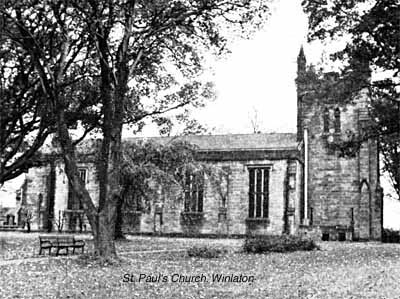 St. Paul's Church Winlaton