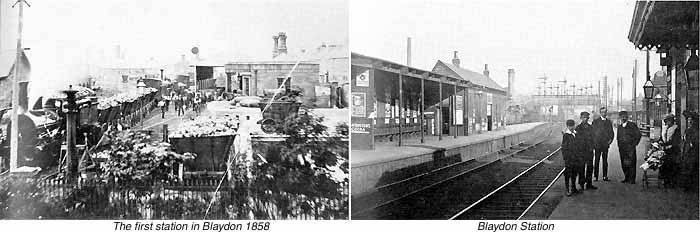 Blaydon Station
