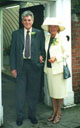 Joe Dyer and wife Mary